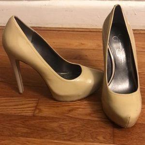 Jessica Simpson Heels with platform